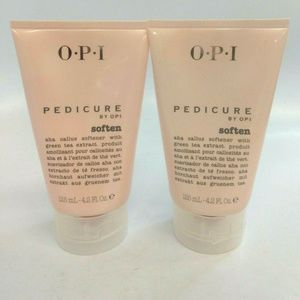 OPI Pedicure Soften 4.2 oz --Lot of 2